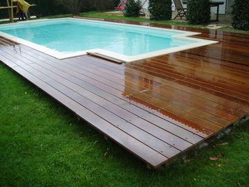 Réalisations de bardage terrasse bois